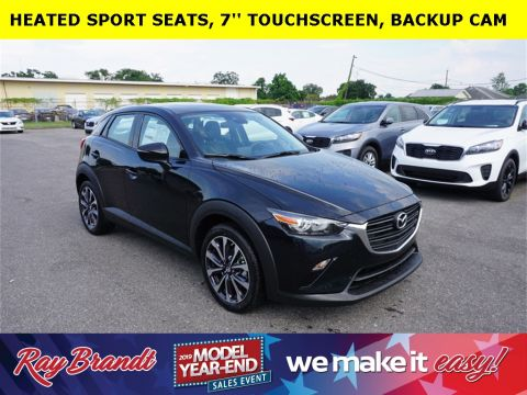 New 2019 Mazda CX-3 Touring FWD 4D Sport Utility