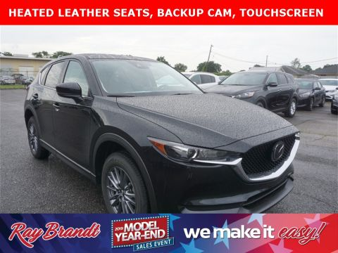New 2019 Mazda CX-5 Touring FWD 4D Sport Utility